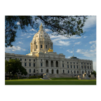 Minnesota State Capitol Post Card
