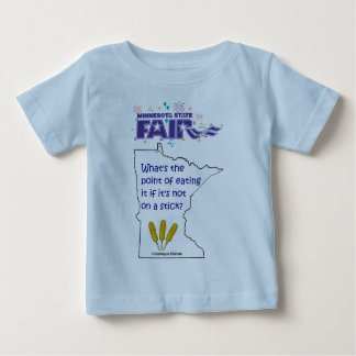 Minnesota State Fair Food Infant Shirt