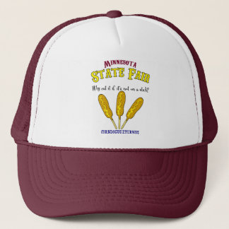 Minnesota State Fair Food-On-A-Stick Shirt Trucker Hat
