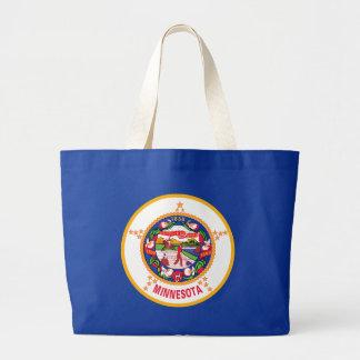 Minnesota State Flag bag