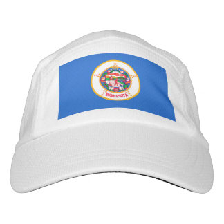 Minnesota State Flag Design Hat