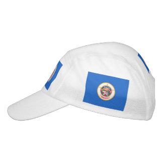 Minnesota State Flag Design Headsweats Hat