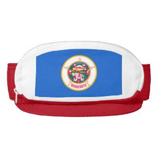 Minnesota State Flag Design Visor