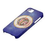 Minnesota state flag iPhone 5 case