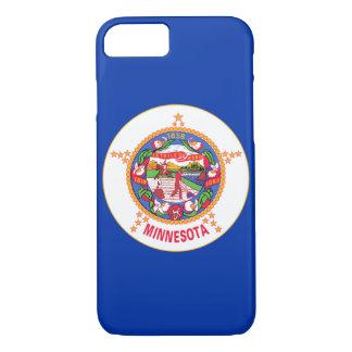 Minnesota State Flag iPhone 8/7 Case