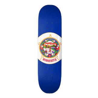 Minnesota State Flag Skate Board Decks