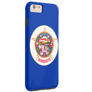 Minnesota State Flag Tough iPhone 6 Plus Case
