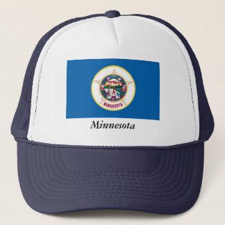 Minnesota State Flag Trucker Hat