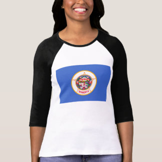 Minnesota State Flag T-shirts
