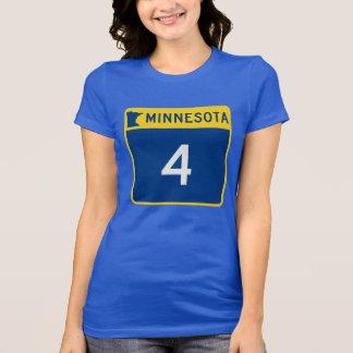 Minnesota State Highway 4 T-Shirt
