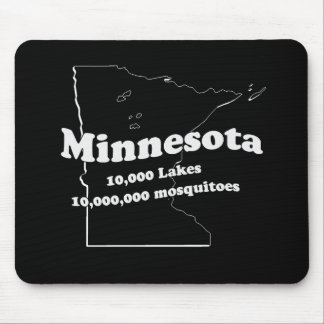 MINNESOTA STATE MOTTO MOUSEPAD