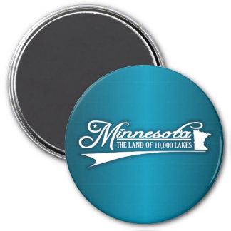 Minnesota State of Mine Magnet