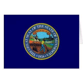 Minnesota State Seal Card