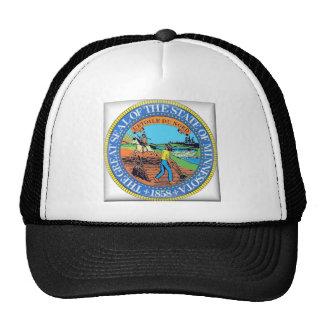 Minnesota State Seal Trucker Hat