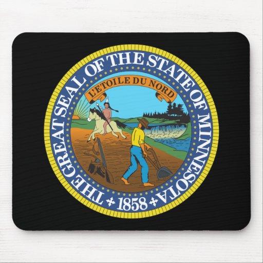 Minnesota State Seal Mousepad