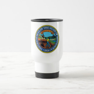 Minnesota State Seal Travel Mug