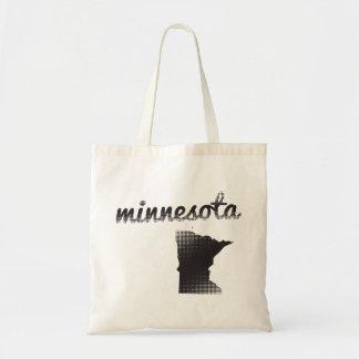 Minnesota State Tote Bag