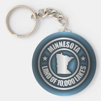 """""""Minnesota Steel 2"""" Keychains"""
