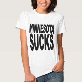 Minnesota Sucks Tee Shirt