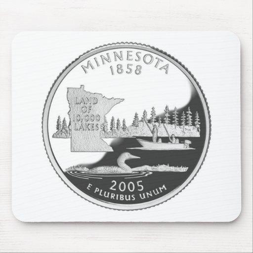 Minnesota Tapetes De Ratones