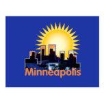 Minnesota Tarjeta Postal
