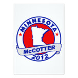 Minnesota Thad McCotter Announcements