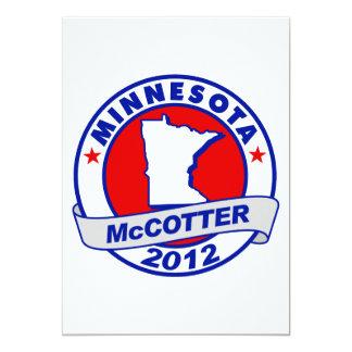 Minnesota Thad McCotter Card