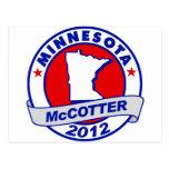 Minnesota Thad McCotter Post Cards