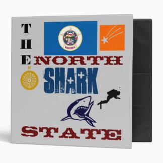 MINNESOTA: The North Shark State Binder