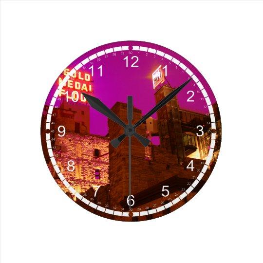 Minnesota themed wall clocks