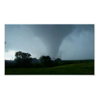 Minnesota Tornado Poster