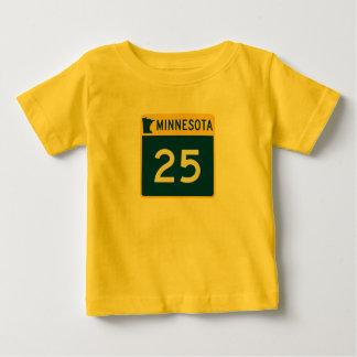 Minnesota Trunk Highway 25 Baby T-Shirt