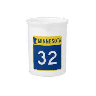 Minnesota Trunk Highway 32 Pitcher