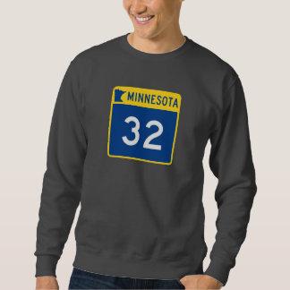 Minnesota Trunk Highway 32 Sweatshirt