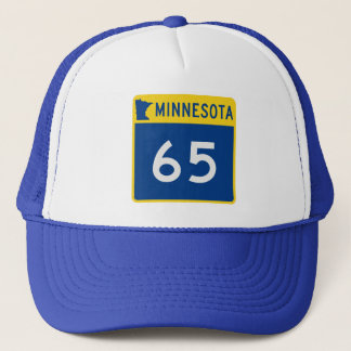 Minnesota Trunk Highway 65 Trucker Hat