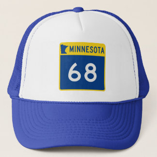 Minnesota Trunk Highway 68 Trucker Hat