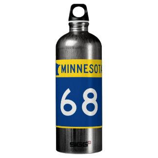 Minnesota Trunk Highway 68 Water Bottle