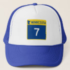 Minnesota Trunk Highway 7 Trucker Hat