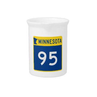 Minnesota Trunk Highway 95 Pitcher