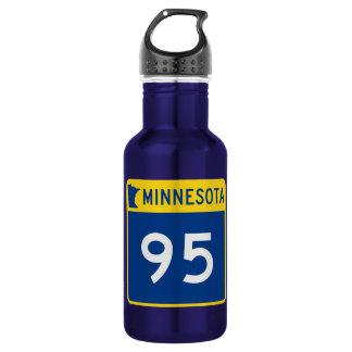 Minnesota Trunk Highway 95 Water Bottle