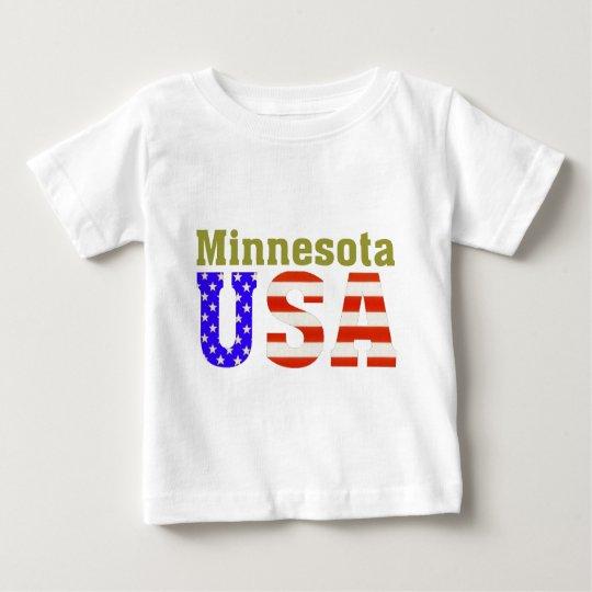 Minnesota USA! Baby T-Shirt