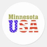 Minnesota USA! Sticker