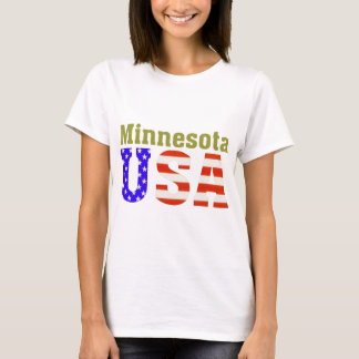 Minnesota USA! T-Shirt