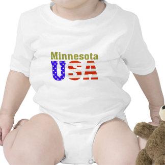 Minnesota USA! Bodysuits