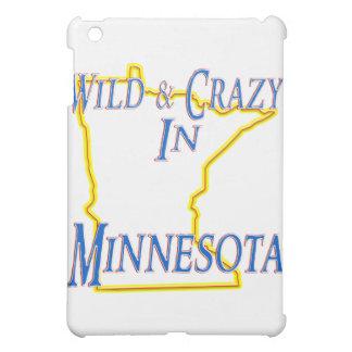 Minnesota - Wild and Crazy iPad Mini Case