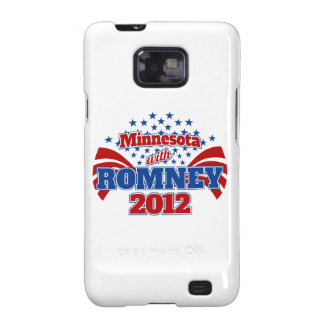 Minnesota with Romney 2012 Samsung Galaxy SII Covers