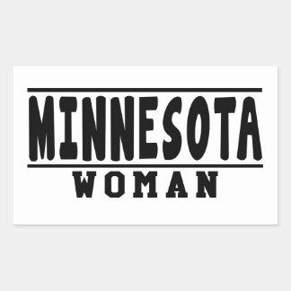 Minnesota woman designs sticker