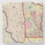 Minnesota, y Dacotah Posavasos De Piedra