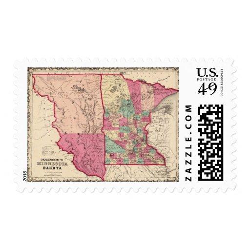 Minnesota y Dakota Envio