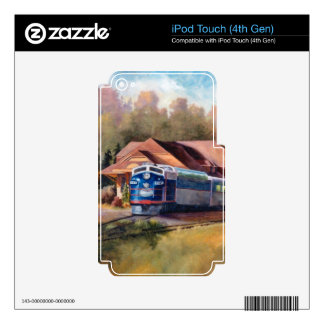 Minnesota Zephyr Train iPod Touch 4G Skin